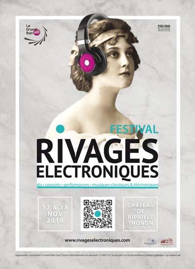 Rivages Electroniques au Château de Ripaille