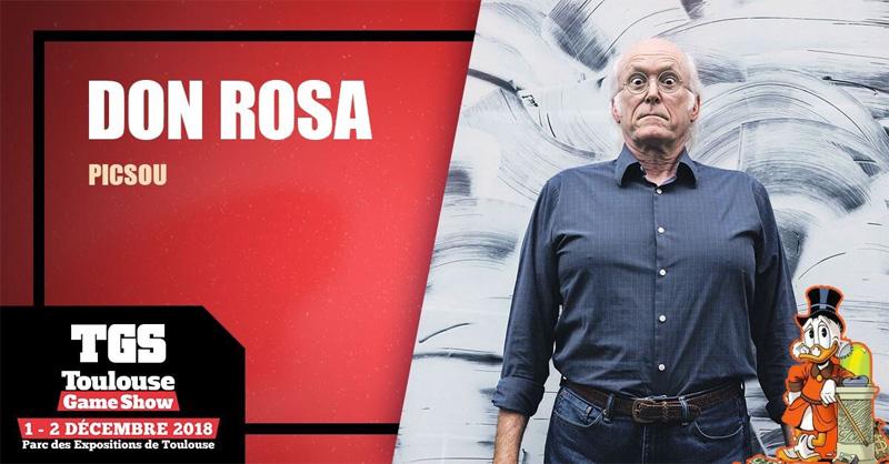 Don Rosa 2018