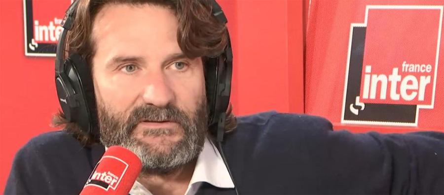 Frédéric Beigbeder et France Inter
