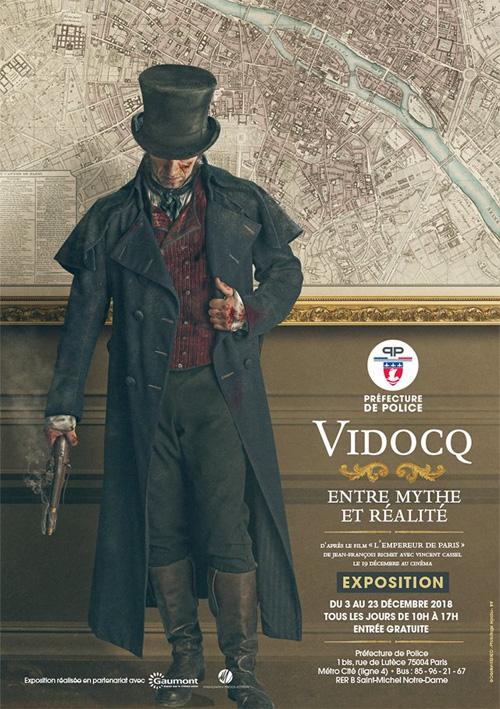 Vidocq, entre mythe et réalité