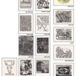 Sète-Los Angeles : 14 estampes signées et numérotées