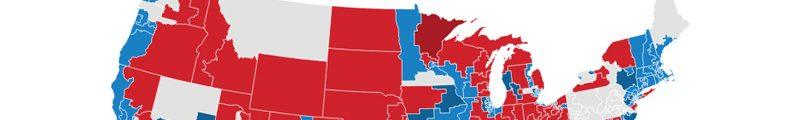 Démocrates : élections mi-mandat USA 2018