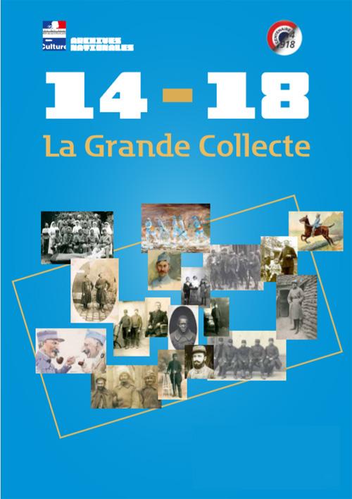 la grande collecte 14-18