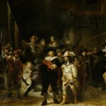 Rembrandt : La ronde de nuit - Rijksmuseum