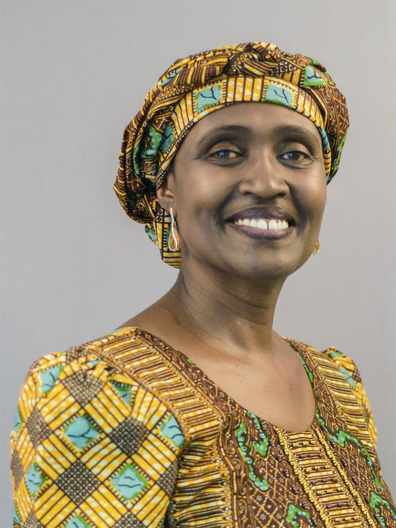 Winnie Byanyima
