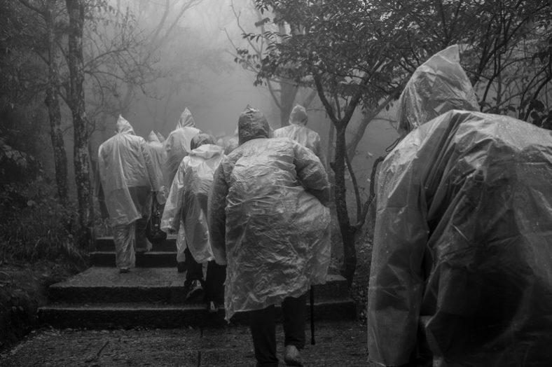 Andy Summers - Huang Shan-China - October 2013 ©Andy-Summers