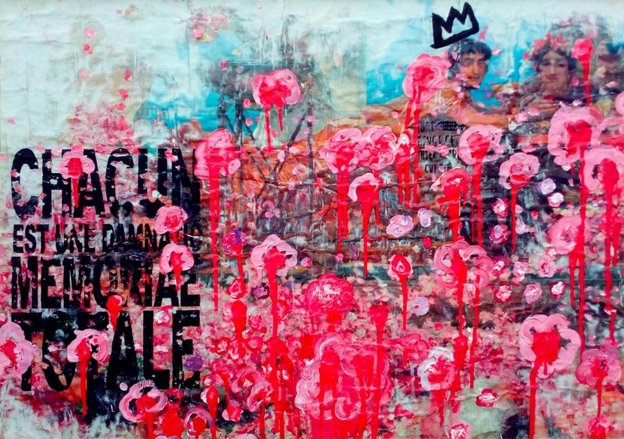 Jules Viera : Damnamemoriae
