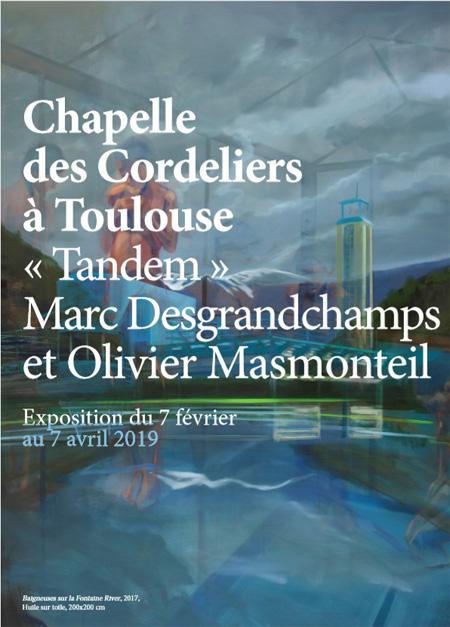 Tandem : Marc Desgrandchamps et Olivier Masmonteil