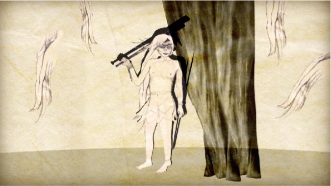 Eva Magyarosi : Tundra (extrait)