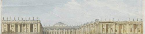 Versailles : Architectures rêvées 1660-1815