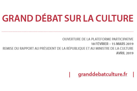 Grand Débat sur la Culture