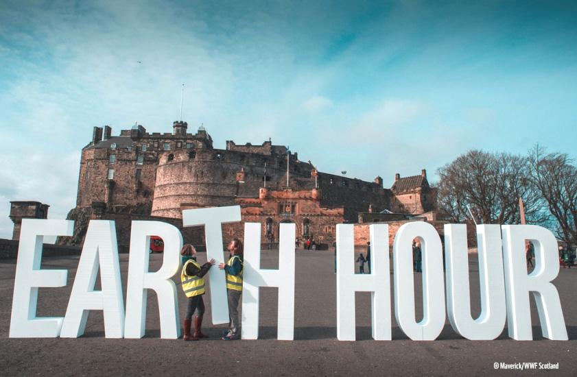 Earth Hour 2019 - 60 minutes pour la planète