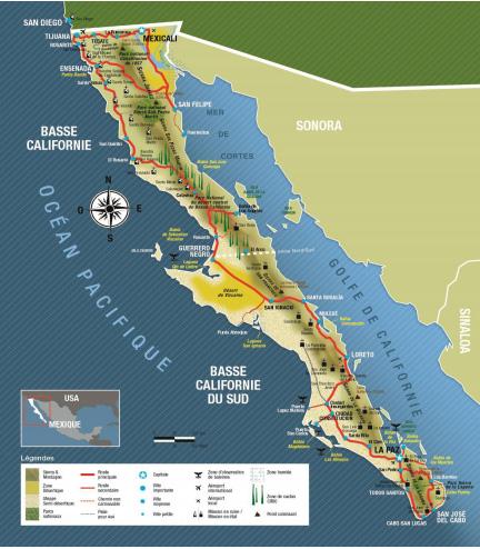 Basse Californie