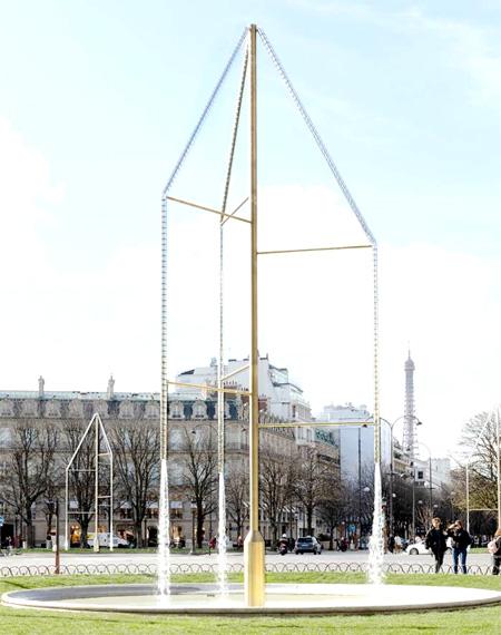 Fontaines du rond-point des Champs- Élysées
