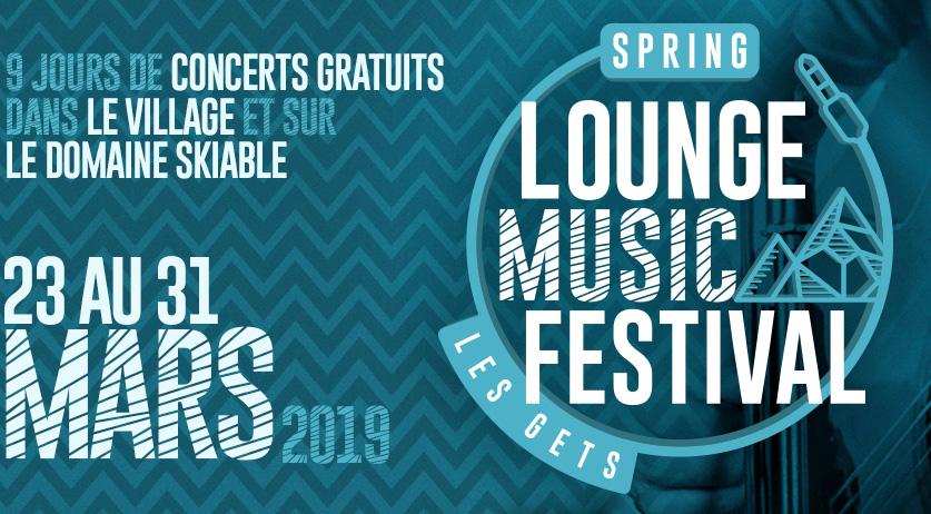 Spring Lounge Music Festival