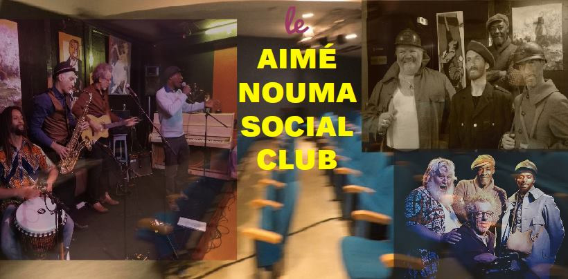 Aimé NOUMA SOCIAL CLUB