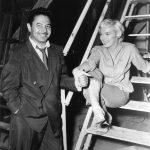 Marilyn Monroe et Sam Shaw