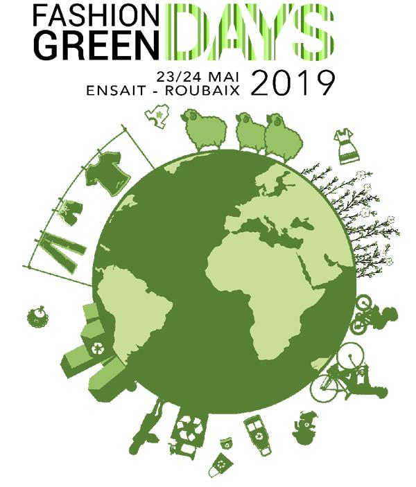 Deuxième édition à Roubaix des Fashion Green Days