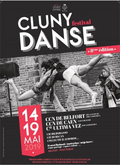 Festival Cluny Danse 2019