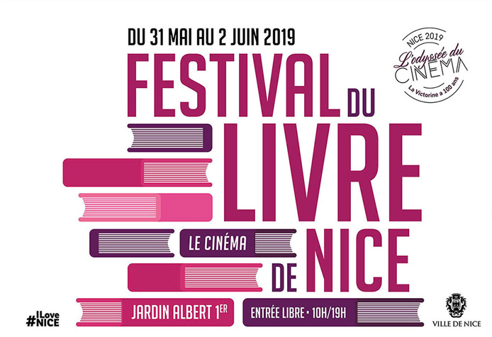 Festival du Livre de Nice 2019