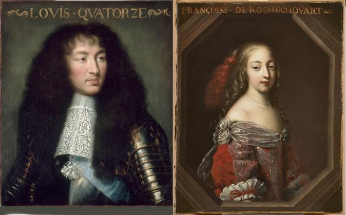 Château de Versailles : Présentation des salles Louis XIV et de Madame de Maintenon, dans les allées du pouvoir