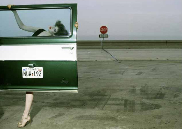 Charles Jourdan, summer 1978 © The Guy Bourdin Estate 2019 / Courtesy of Art and Commerce