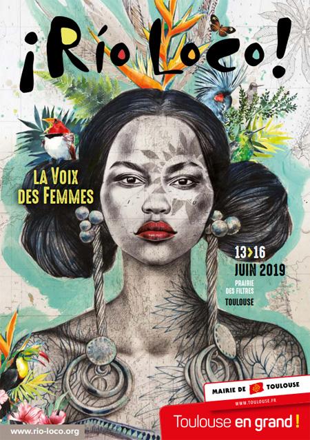 Rio Loco célèbre la Voix des femmes