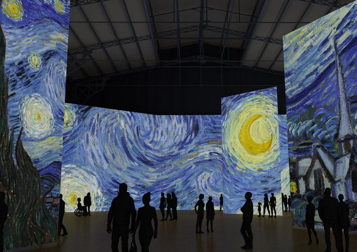 Imagine Van Gogh au Havre
