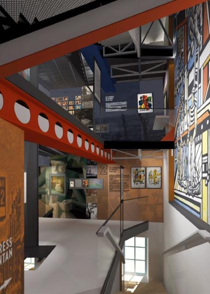 Musée Fernand Léger – André Mare