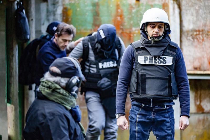 Prix Bayeux Calvados-Normandie des correspondants de guerre - © Guillaume Louyot – France Medias Monde