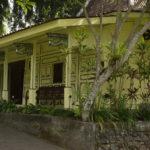 Bali Musée masque