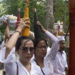 Bali Tirta Empul Temple Procession 7