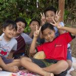 Bali enfant