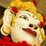 Bali masque