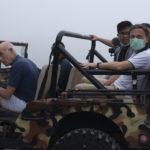 Merapi Lava Tour Jeep Groupe 1