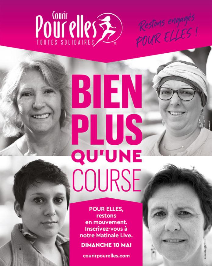 Courir POUR ELLES