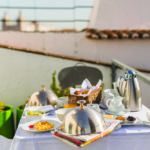 Breakfast in Ricardo Reis terrace @ Marko Roth 3