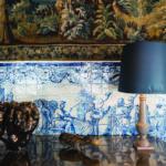 Details of the Maria Ursula Ballroom © Nelson Garrido 1