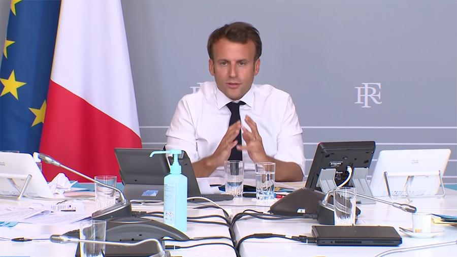 Emmanuel Macron et la Culture