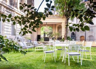 Les terrasses à Paris