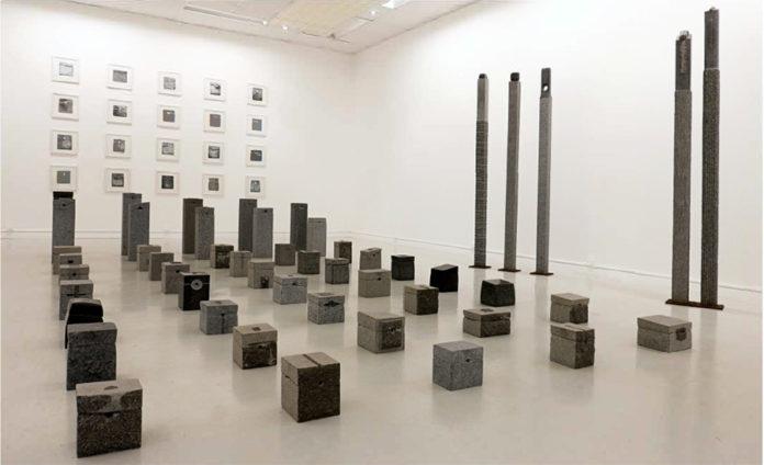 Michel Thamin : Granite & Cie