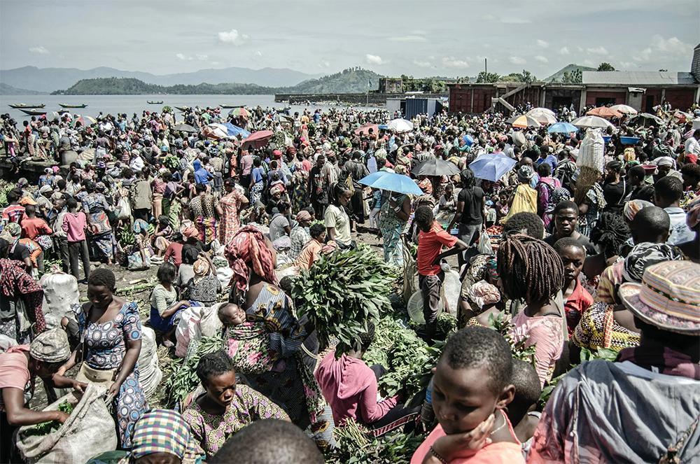 L'économie informelle du Congo