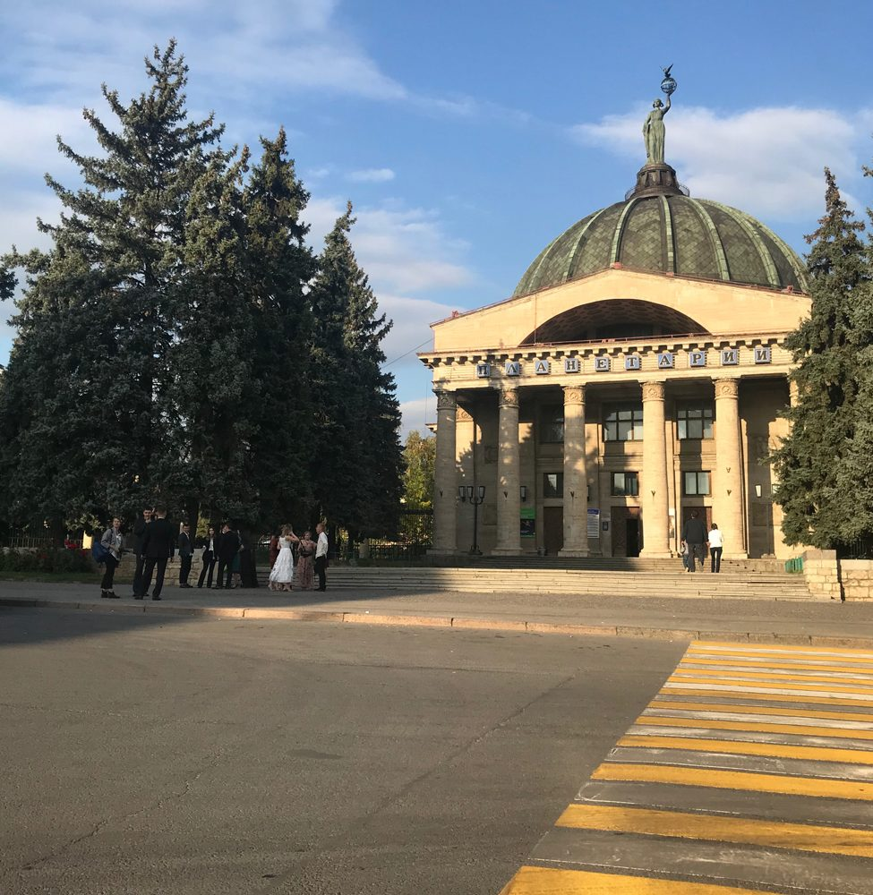 Volgograd - Photo by Anna Pavlikovskaya