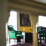 Ricardo Reis suite entrance © Nelson Garrido