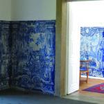 Sitting room of the Amadeo de Souza Cardoso suite © Maria Coustols
