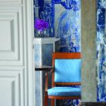 Sitting room of the Amadeo de Souza Cardoso terrace suite © Alexander Kulish
