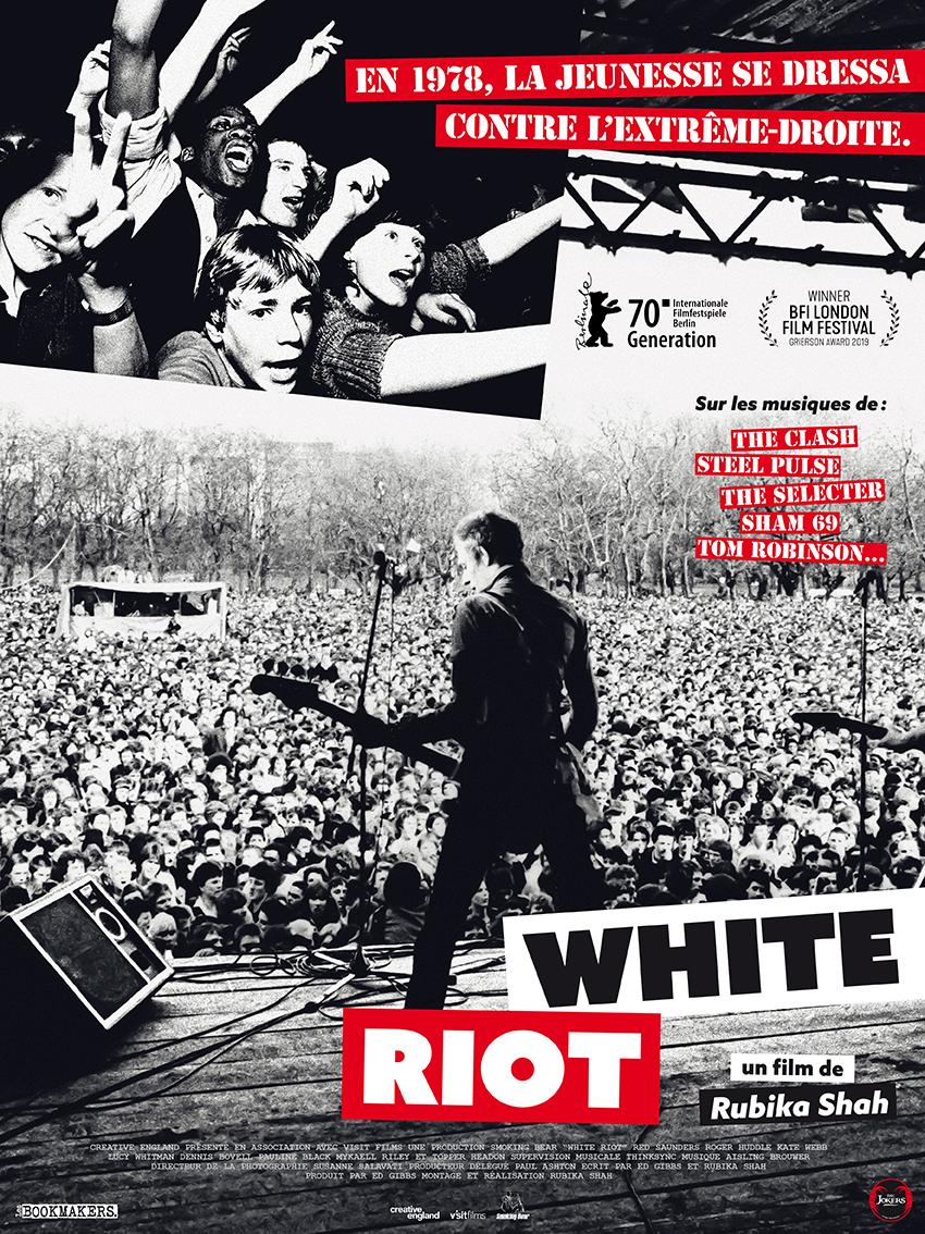 White Riot : Affiche du film