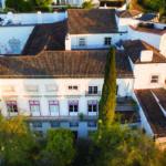 drone footage @ courtesy of Palacio Belmonte 3