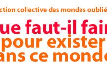 Action collective des mondes oubliés