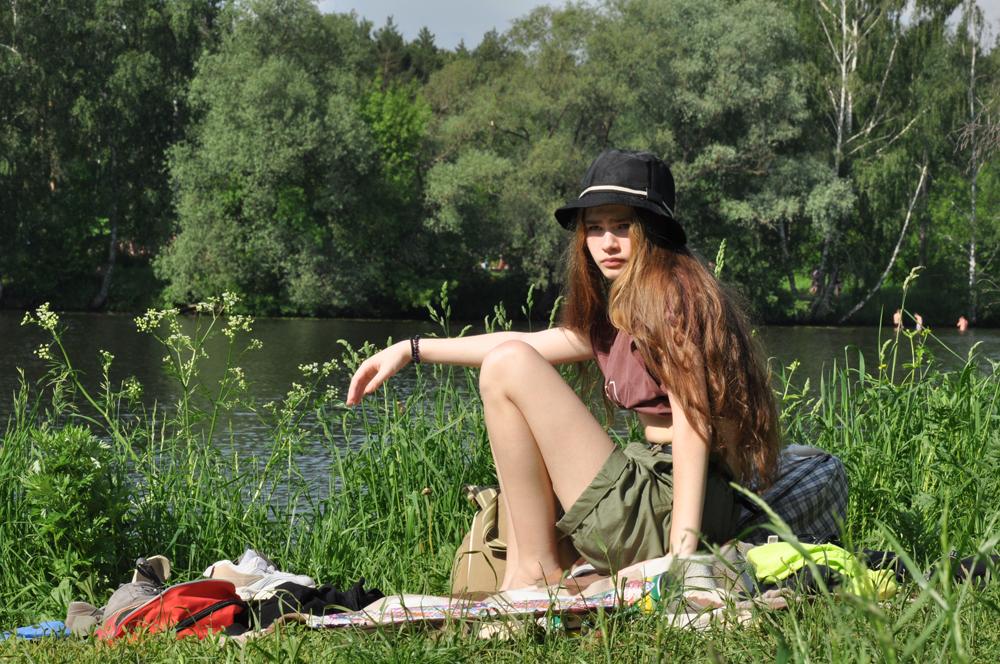 Photo Anna Pavlikovskaya - Walking boldly from the quarantine to the summer (52)